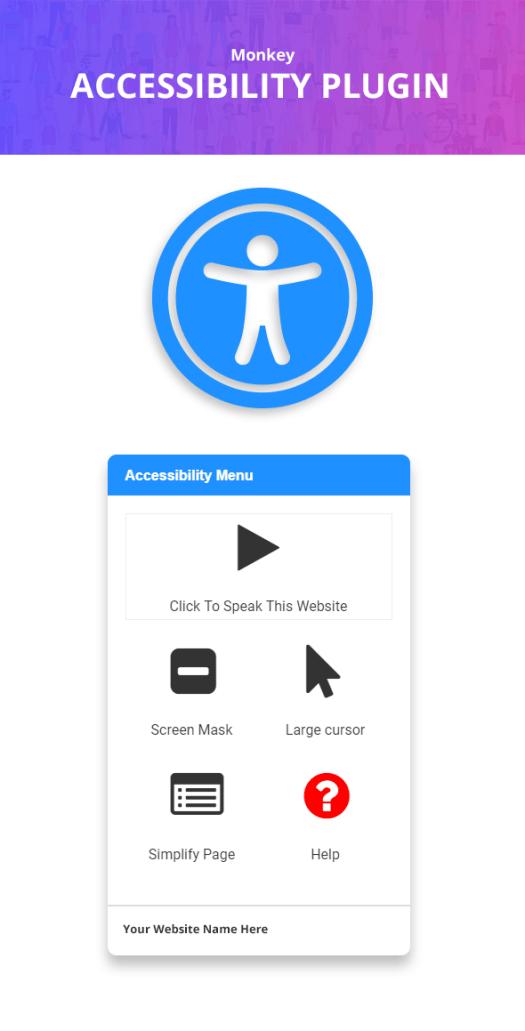 monkey accessibility plugin