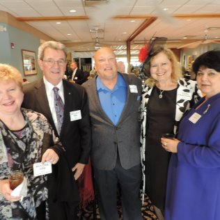 NOOL's (Northern Ohio Opera League), Dinner and Dancing at the Lakeside Yacht Club. Marjorie Gibb, William Gibb, Jay Murtaugh, Audra Murtaugh, Slvia Preto