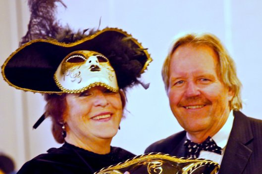 Northern Ohio Opera League Masquerade at Landerhaven, Peter Paslawski, & Paula Forma
