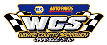 Wayne County Speedway Logo