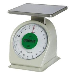 Rubbermaid/Pelouze 5lbs Portion Dial Scale w/Quickstop SW0006
