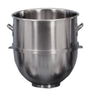 S/S Bowl for 80qt. Mixers80BWSS