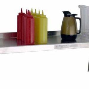 """48"""" Stainless Steel Wall ShelfSW0570"""