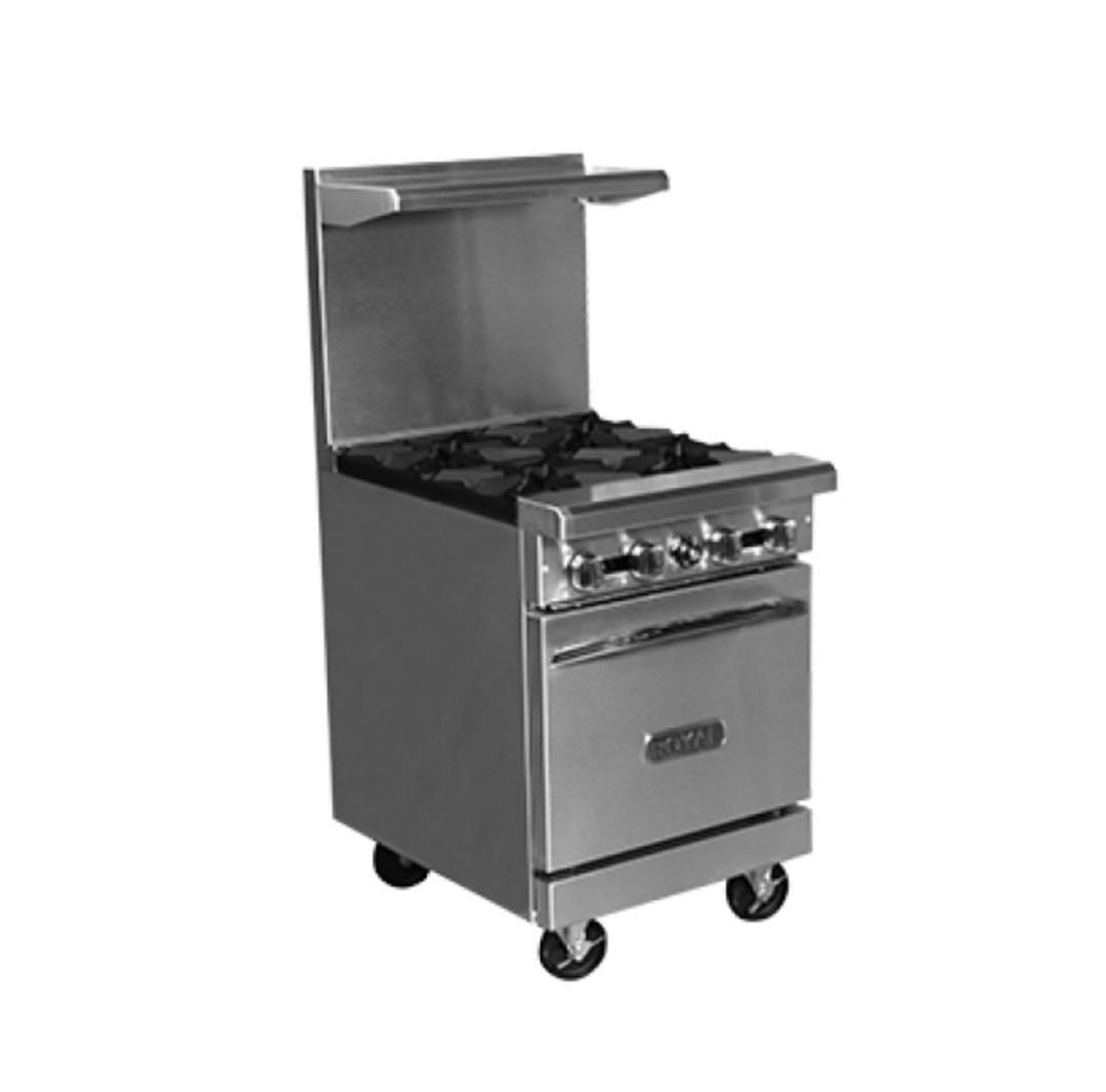 Ovens, Ranges, Fryers & Griddles