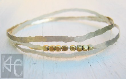 Forged and Brassy Braclet WM