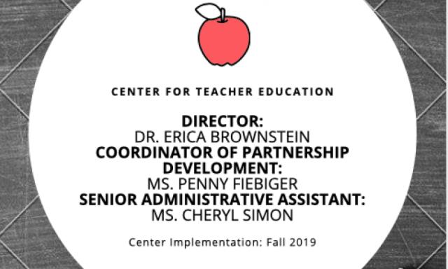 Center for Teacher Education Leadership