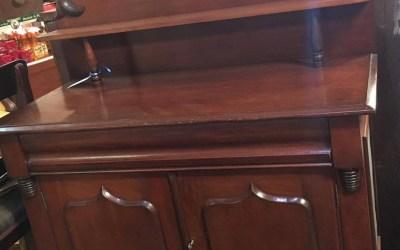 Cedar Chiffonier, c1880s