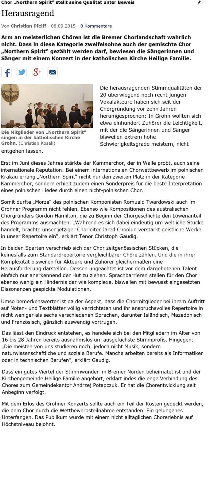 2015-09 Weser Kurier Grohn Kritik(1)-1