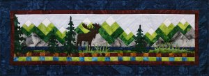 Moose Lake Row Quilt