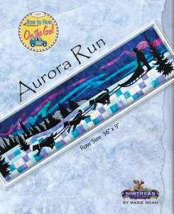 Aurora Run Row Pattern Cover