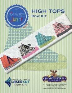 High Tops Row by Row Junior