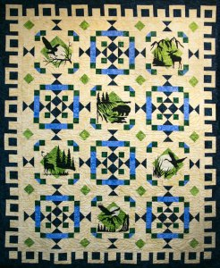 Wildwood Quilt by Marie Noah
