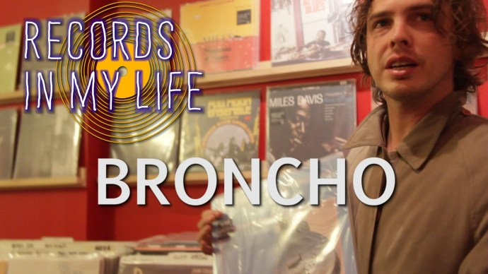 Broncho frontman Ryan Lindsey guests on 'Records In My Life