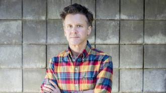 """Superchunk's Mac McCaughan has shared """"Staring at Your Hologram"""", an instrumental remix ."""