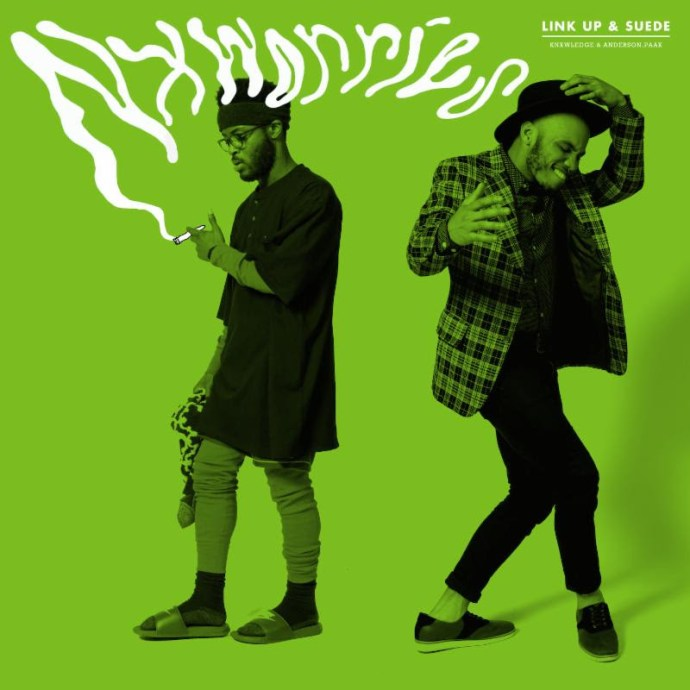 """NxWorries drop new video for """"Link Up"""" the track comes of their latest EP Link Up & Suede EP"""