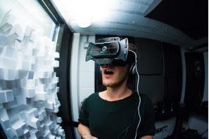 """Björk announces Stonemilker 360° Virtual Reality App for """"Stonemilker"""". The track comes off Björk's 2015 release 'Vulnicura',"""