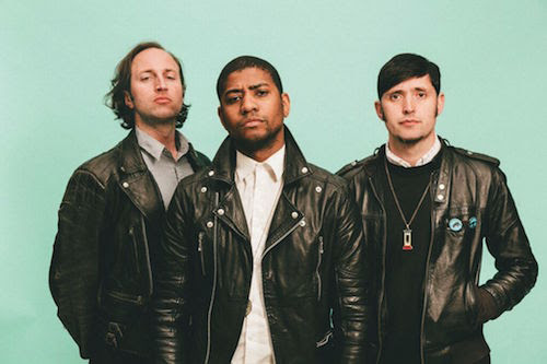 Algiers have released a surprise digital EP, titled 'Mute Studio Sessions'