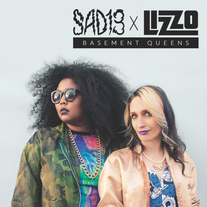 "Sad13 (Sadie Dupuis of Speedy Ortiz) x Lizzo Present ""Basement Queens,"""