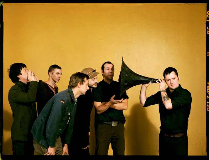 Modest Mouse and Brand New have announced a co-headlining tour