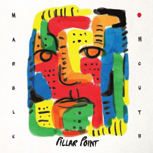 Pillar Point have streamed full-length 'Marble Mouth'.