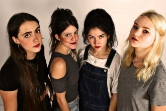 Hinds announce new North American tour dates, their tour starts on March 9th in New York City.