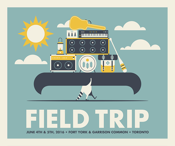 Field Trip 2016 announces lineup, artists taking part include, The National, Diiv, Tei Shi, Charles Bradley
