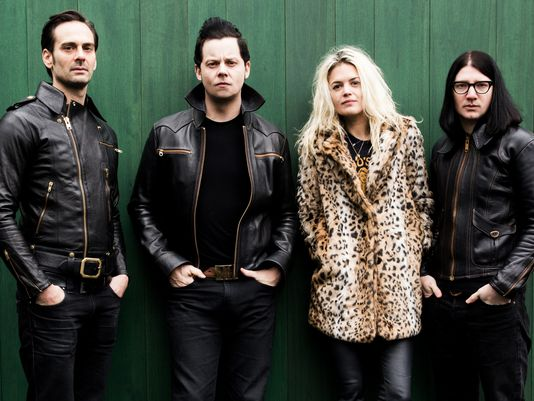 "The Dead Weather debut video for their single ""Impossible Winner"""