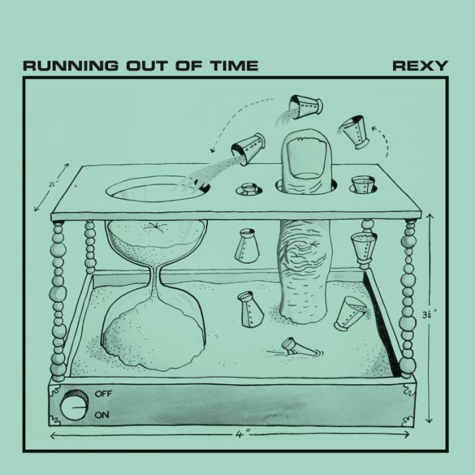 "Connan Mockasin covers Rexy's ""Running Out of Time"""