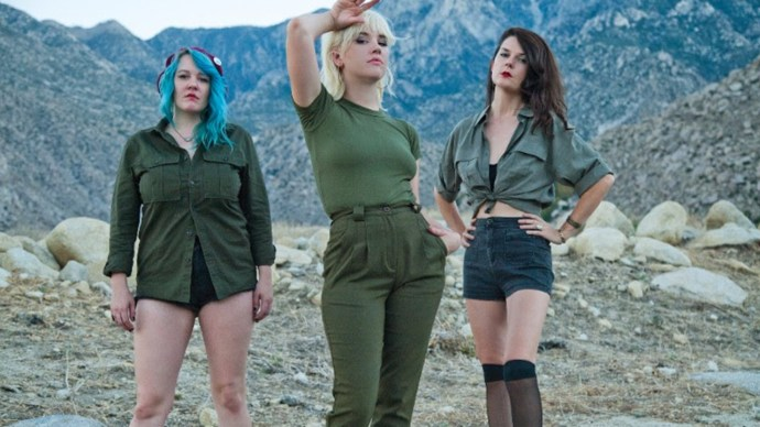 """Bleached Present New Single, """"Sour Candy,"""" And Making Of 'Welcome The Worms' Mini-Doc."""