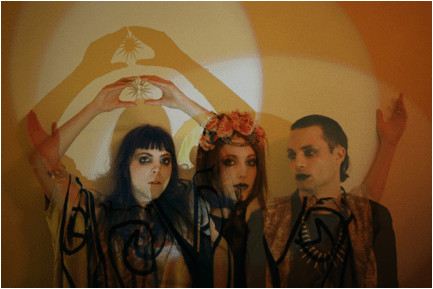 """Doomsquad have released their second single """"Pyramid on Mars"""","""