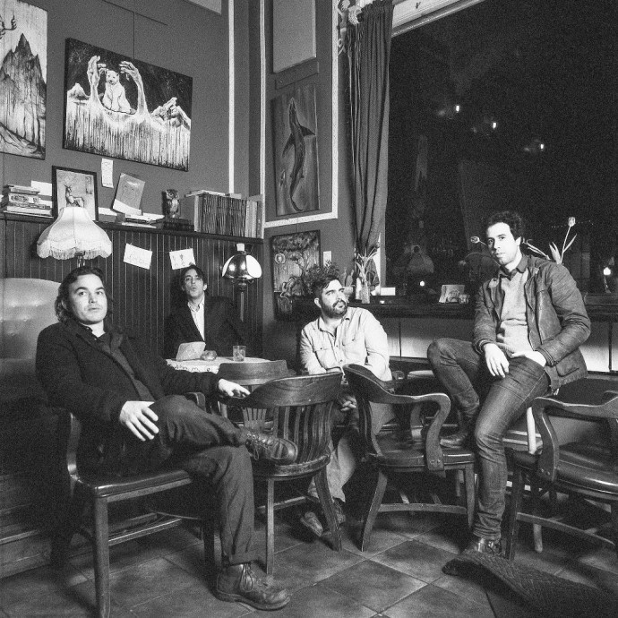 Sub Pop to reissue Wolf Parade first album 'Apologies to the Queen Mary' (Deluxe Edition)