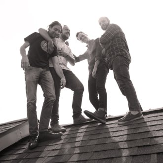 """Mock Suns debut video for """"Here From Your Rooftop""""."""