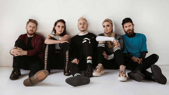 "Highasakite release video for ""Golden Ticket"". The track is off their album Camp Echo."