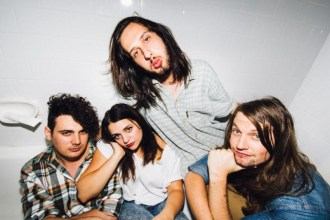 """Australian band Tired Lion release new track """"Not My Friends."""""""