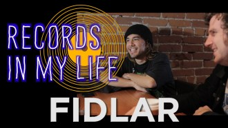 FIDLAR guest on 'Records In My Life,'