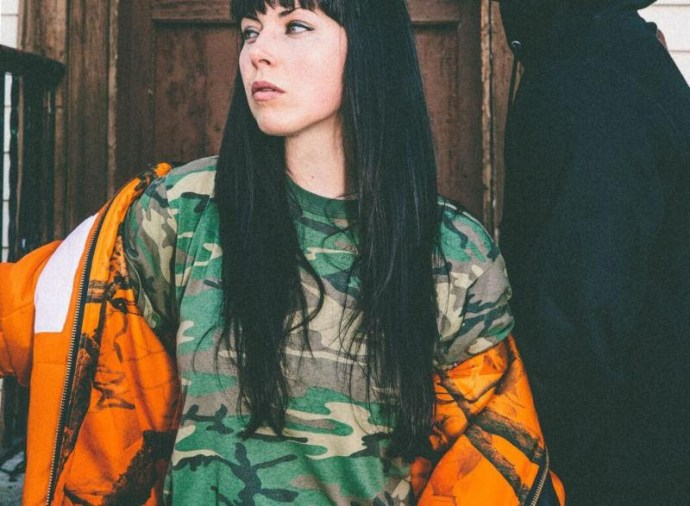 "Sleigh Bells release new track ""Rule Number One."""