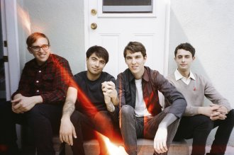 "Joyce Manor release video for ""Fake ID"", the track comes off their forthcoming release 'Coady"