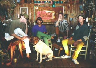 Deerhunter announce new North American dates, starting on October 5th in Covington, KY.