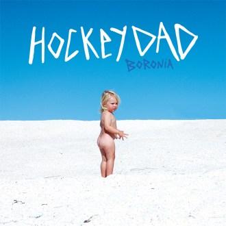 'Boronia' by Australian band Hockey Dad, album review by Matthew Wardell.