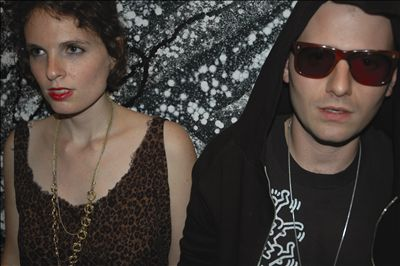 """NYC duo Acrylics stream new single """"Keeper Finder"""""""