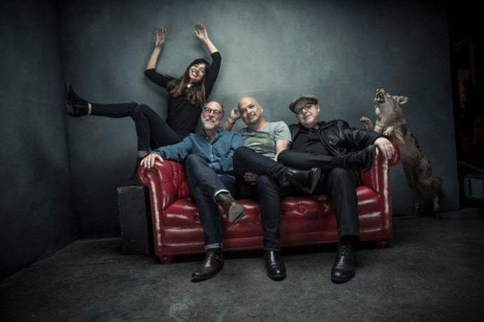 "Pixies have shared their new single ""Talent"". The track comes off their forthcoming release 'Head Carrier'."