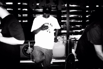 """Sporting Life (of Ratking) releases 'Slam Dunk Vol. I' EP via Letter Racer/R&S Records, shares video for """"Hydrate The Hustle"""""""