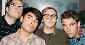 "Joyce Manor have premiered their new video for ""Last You Heard of Me,"""