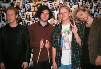"""SWMRS release new music video for """"Hannah"""", taken from the debut LP 'Drive North', tour with FIDLAR on their 'Too Much Tour'"""
