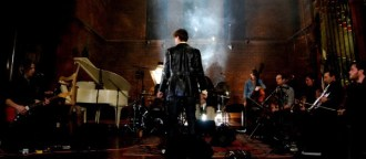 """Space rock orchestra Flowers Of Hell debut """"Heiligen"""", taken from their forthcoming album 'Symphony No.1' out 12/2"""