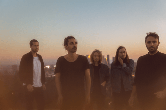 "Local Natives announce North American spring tour dates, share Classixx remix of ""Dark Days"""