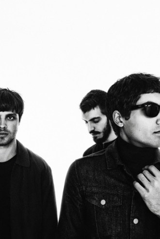 """Heat share new video for """"Lush,"""" taken from the debut album 'Overnight' out January 20 through The Hand Recordings and Topshelf Records"""