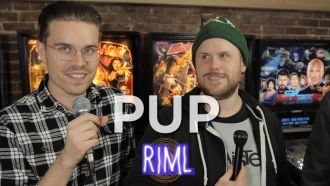 Steve and Zack of PUP guest on 'Records In My Life,' sophomore record 'The Dream Is Over' available now