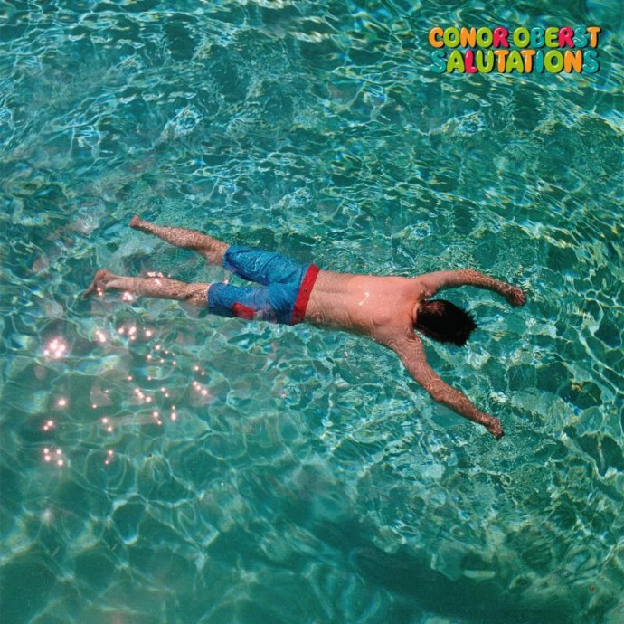 Conor Oberst shares new album details, 'Salutations', will be released on March 17, on Nonesuch Records.