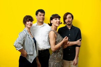 The Octopus Project announce 'Memory Mirror' LP, on April 7, 2017 via Robot High School. The full-length was produced by Dave Fridmann (Tame Impala).